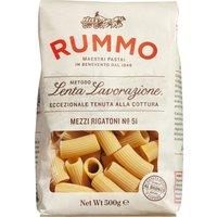 Rummo Mezzi Rigatoni N°51  – Pasta, Italien, 0.5000 kg