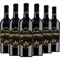 6er Aktion Don Campiere Appassimento 2019 – Wein – Barbanera, Italien, trocken, 4.5000 l