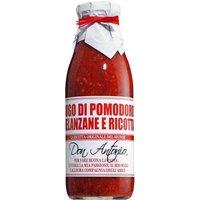 Don Antonio Sugo alla melanzane e ricotta – Tomatensauce mit Aube…, Italien, 0.4800 l