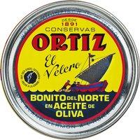 Ortiz El Velero Bonito del Norte en Aceite de Oliva – Weißflosse…, Spanien, 0.1580 kg