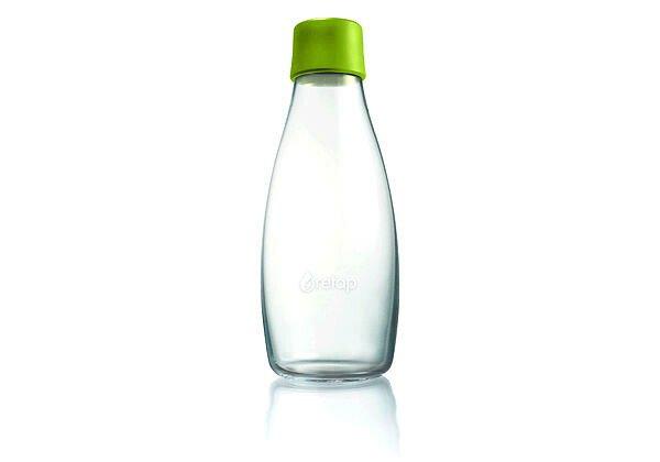 Retap Glasflasche 0,5 l forestgreen