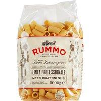 Rummo Mezzi Rigatoni N°51 g   – Pasta, Italien, 1.0000 kg