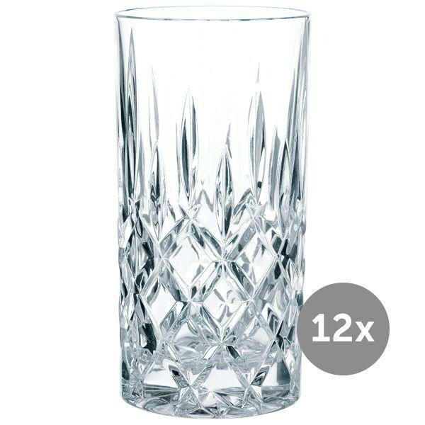 Nachtmann Longdrinkglas 12er-Set Noblesse