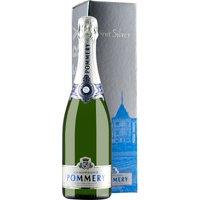 Champagner Pommery Brut Silver Royal in Gp   – Geschenke, Frankreich, trocken, 0,75l