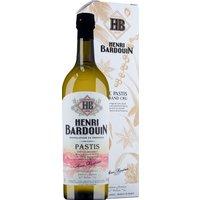 Henri Bardouin Distillateur de Provence Pastis   – Likör, Frankreich, halbtrocken, 0,7l