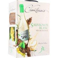 Chantenais – Sauvignon Blanc 3,0L Bag in Box   – Weisswein, Frankreich, trocken, 3l