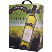 El Emperador Sauvignon Blanc 3,0L Bag in Box   – Weisswein, Chile, trocken, 3l