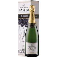Champagne Lallier Brut Nature in Gp   – Schaumwein, Frankreich, brut, 0,75l