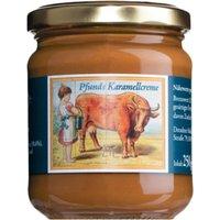 Pfunds Karamellcreme 250g   – Konfitüren, Honig & Aufstriche, Deutschland, 0.2500 kg