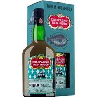 Compagnie des Indes Caribbean Rum 10 Jahre in Gp   – Rum, Barbados, trocken, 0,7l