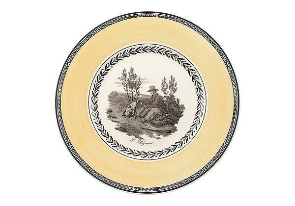 Villeroy & Boch Frühstücksteller 22 cm Audun Chasse
