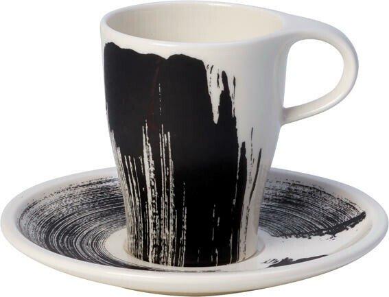 Villeroy & Boch Kaffeetasse m.U. Coffee Passion Awake