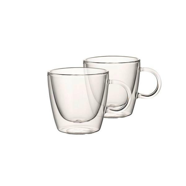 Villeroy & Boch Tasse 0,2 l 2er-Set Artesano Hot Beverages