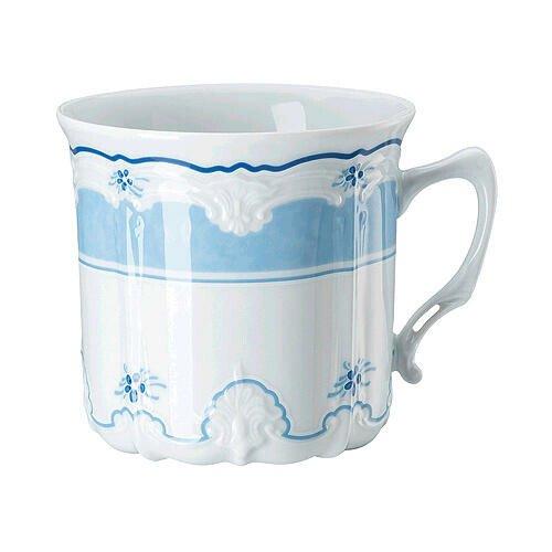 Hutschenreuther Kaffeetasse gr. Baronesse Estelle Blue