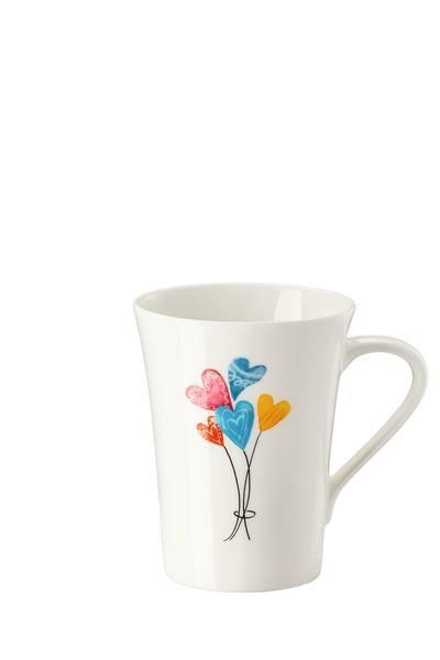 Hutschenreuther Becher mit Henkel My Mug Love Balloons