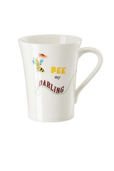 Hutschenreuther Becher mit Henkel My Mug Bees – Bee my darling