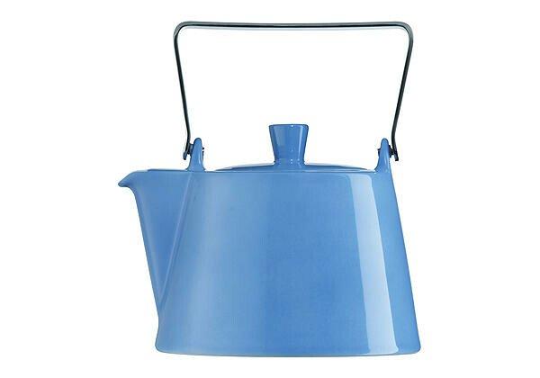 Arzberg Teekanne 1,15 l 6 Pers. Tric Blau