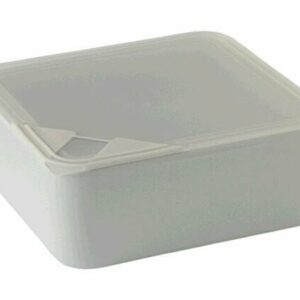 Arzberg Schale quad.m. Deckel 15 cm Küchenfreunde Kunststoff transparent