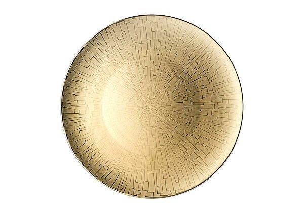 Rosenthal Platzteller 33 cm TAC Skin Gold