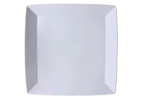 Thomas Platzteller 33,0 cm quadratisch Loft Weiß