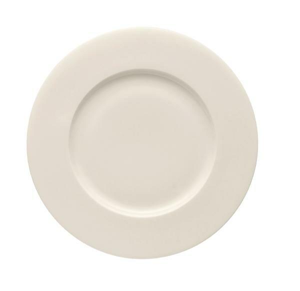 Rosenthal Frühstücksteller 19 cm Brillance Weiß