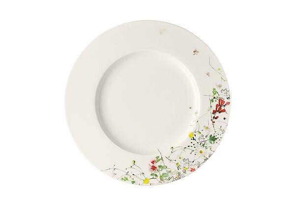 Rosenthal Speiseteller 28 cm Brillance Fleurs Sauvages