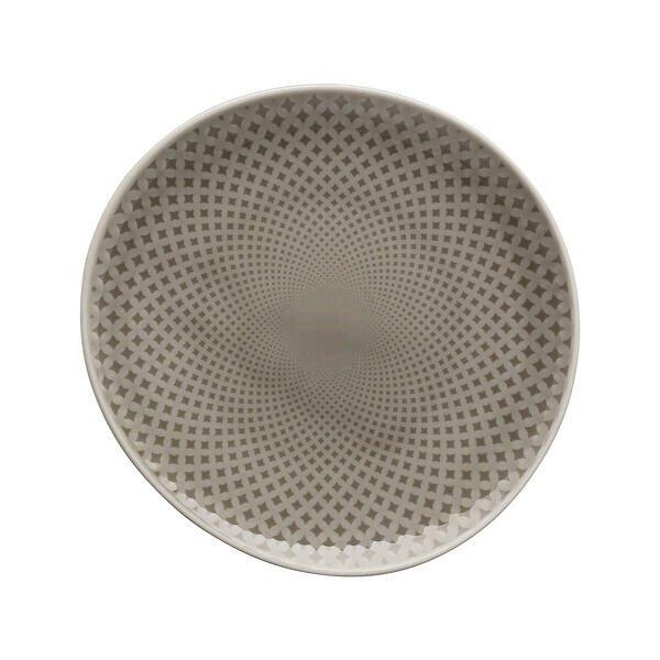 Rosenthal Teller flach 16 cm Junto Pearl Grey