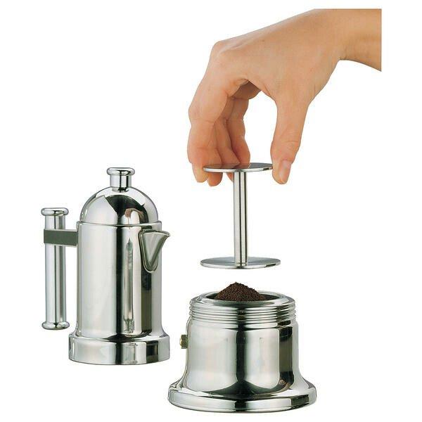 Cilio Espressodrücker mit 2 Stempel