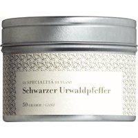 Le Specialità di Viani Schwarzer Urwaldpfeffer 50g   – Gewürze, Italien, 50g