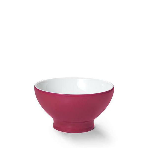 Dibbern Bol 0,5 ltr. Solid Color himbeere