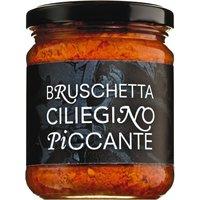 Bruschetta Ciliegino Piccante - Bruschetta aus Kirschtomaten