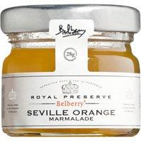Belberry Seville Orange Marmelade 28g   – Konfitüren, Honig & Au…, Belgien, 0.0280 kg