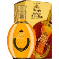 Dimple Golden Selection Blended Scotch Whisky in Gp   – Whisky, Schottland, trocken, 0,7l