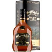 Appleton Estate Rare Blend 12 Jahre Jamaica Rum in Gp   – Rum, Jamaika, trocken, 0,7l