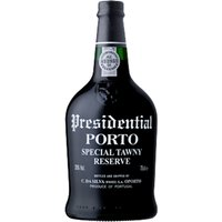Presidential Porto Special Tawny Reserve   – Portwein, Portugal, 0,75l