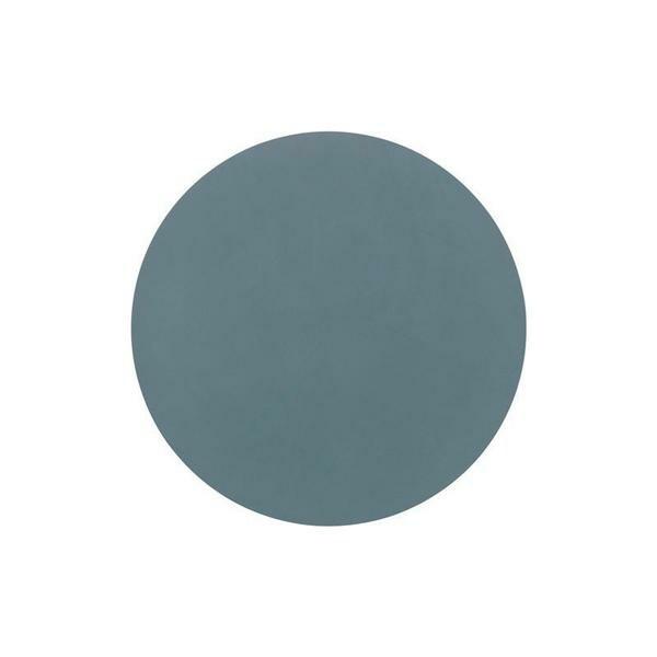 LINDDNA Untersetzer 10 cm Nupo blau