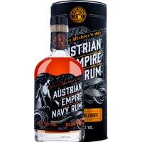 Albert Michler Austrian Empire Navy Rum Reserve Solera 18 Jahre i…, Dominikanische Republik, trocken, 0,7l