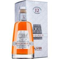 Ron Quorhum Solera Rum 12 Jahre in Gp   - Rum - Oliver & Oliver