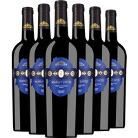 6er Paket Montemajor Maravento Syrah Terre Siciliane Igp  – mit 4…, Italien, trocken, 4.5000 l