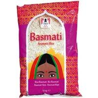 T&D Basmati Aromatic Rice – Basmatireis aus Indien   – Hülsenfr?…, Indien, 1.0000 kg