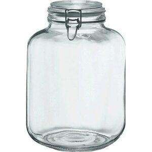 Borgonovo Einmachglas 4250 ml Primizie Ermetico