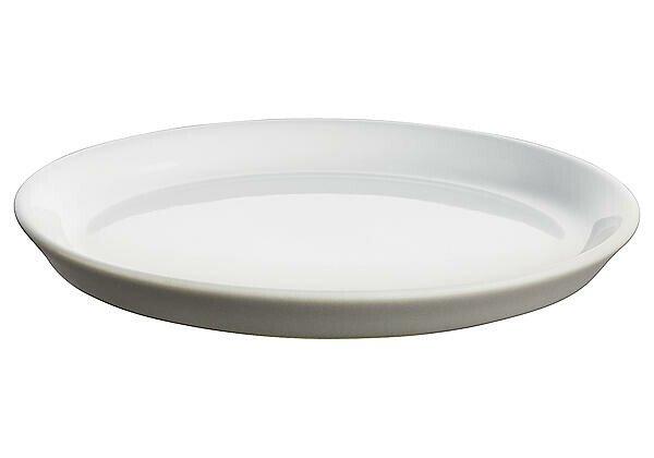 Alessi Untertasse 12 cm Tonale light grey