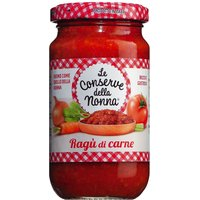 Le Conserve della Nonna Ragù di carne - Bolognese-Sauce 212ml   ...