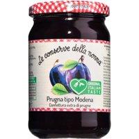 Le conserve della nonna Prugna tipo Modena Confettura extra di pr...