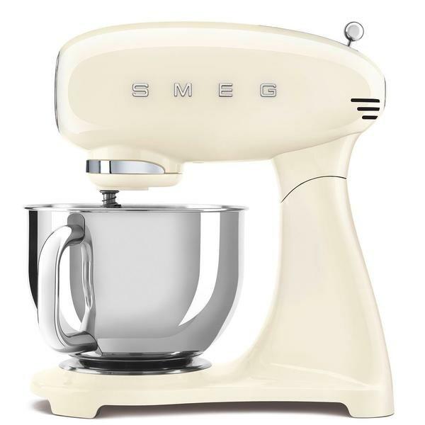 smeg Küchenmaschine 50's Style creme
