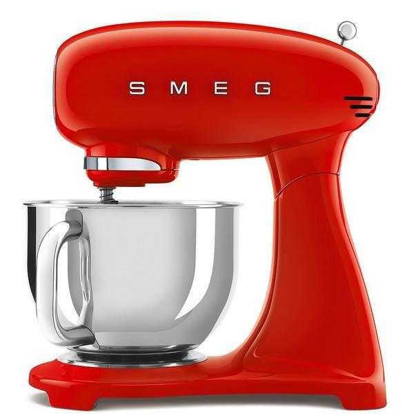 smeg Küchenmaschine 50's Style rot