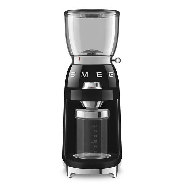 smeg Kaffeemühle 50`s Style schwarz