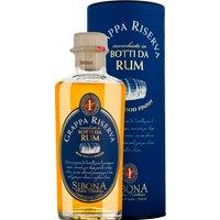 Sibona Antica Distilleria Grappa Riserva Botti da Rum in Gp   – G…, Italien, trocken, 0,5l