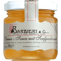 Barbieri & C. Birnen-Sauce mit Senfgeschmack 106ml   - Saucen
