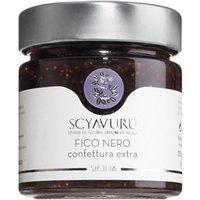 Scyavuru Fico Nero confettura extra – Dunkle Feigen-Konfitüre 25…, Italien, 0.2500 kg